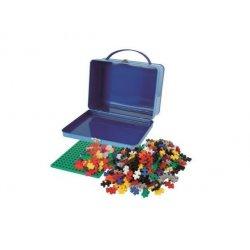 Plus Plus 7003- Klocki 600 szt. w metalowej walizce