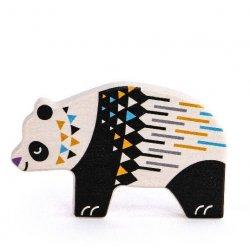 Bajo 25250PA - drewniana figurka Panda