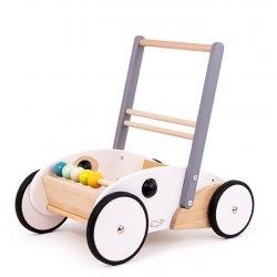 Bajo 73170, drewniany chodzik, prezent na roczek