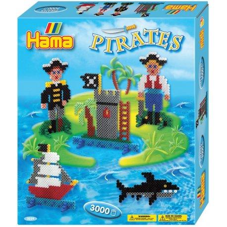 Hama 3229- PIRACI - Koraliki do zaprasowania