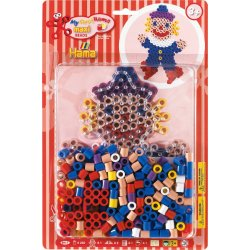 Hama Maxi 8917 - PAJACYK - koraliki w blistrze