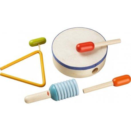 Zestaw perkusyjny - Haba 5997