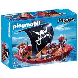 Playmobil 5298 - Żaglówka Trupiej Czaszki - piraci