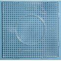 Hama 234TR - Duża przeźroczysta podkładka - koraliki midi
