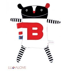 Lullalove - Mr B super zabawka dla niemowlaka