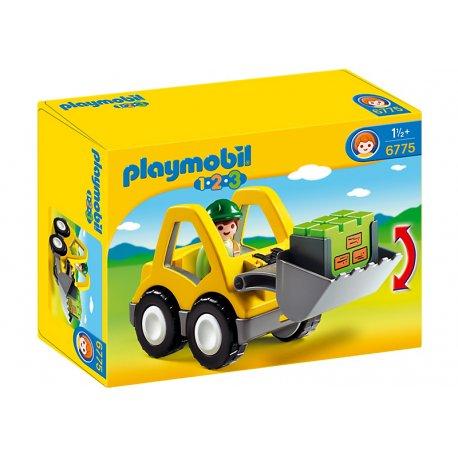 Playmobil 6775 - Koparka