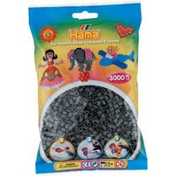 Hama 201-71 - Ciemny Popiel - Dodatkowe Koraliki Hama Midi
