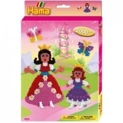 Hama 3432 - koraliki midi, Księżniczki
