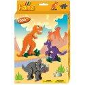 Hama 3434 - Koraliki Midi Dinozaury