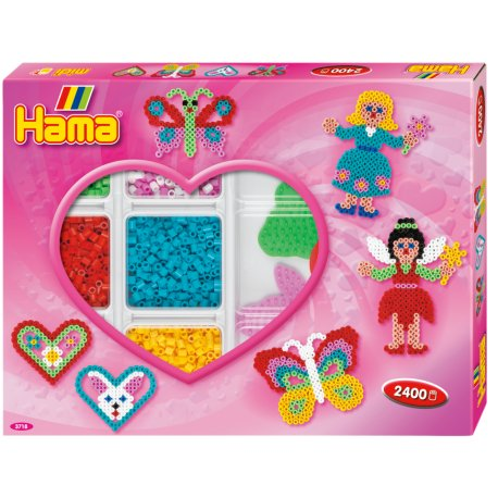 Hama 3718 - Wróżki, Activity Box