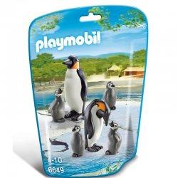 Playmobil 6649 - Zestaw Pingwiny