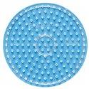 Hama 8220 - przeźroczysta podkładka okrągła - koraliki maxi