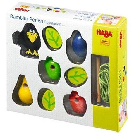 Haba 3397 - Nawlekanka, W ogrodzie