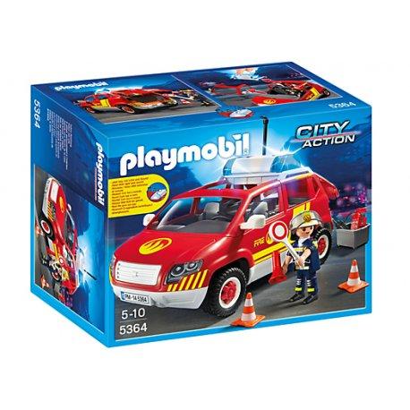 Playmobil 5364 - Samochód Komendanta Straży Pożarnej