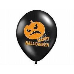 Balon Halloween - Dynia - balon lateksowy