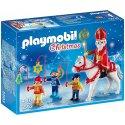 Playmobil 5593 - Mikołaj i Dzieci z Latarniami