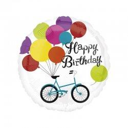 """Balon Happy Birthday - Foliowy na Urodziny 28"""""""