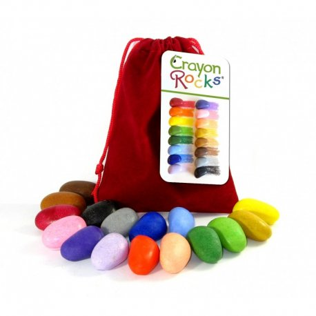 Kredki Crayon Rocks - 16 kolorów