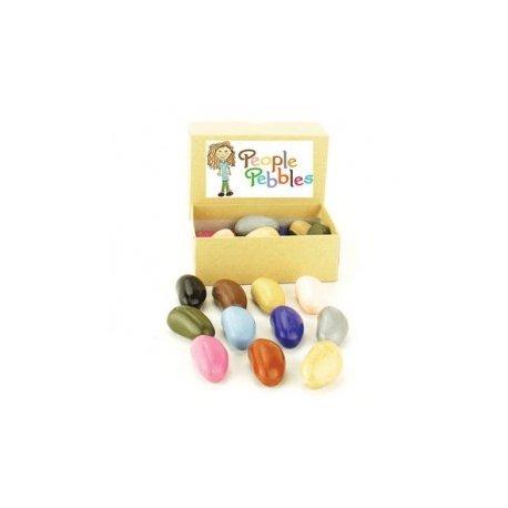 Kredki Crayon Rocks People Pebbles - 12 kolorów