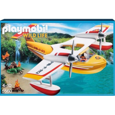 Playmobil 5560 Hydroplan - Wild Life
