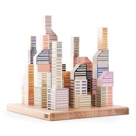 Bajo 91070 - klocki drewniane Manhattan