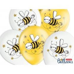 Balon Pszczółki, lateksowy