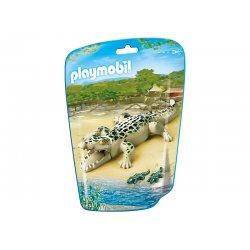 Playmobil 6644 - Aligator z małymi