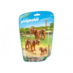 Playmobil 6645 - Rodzina tygrysów