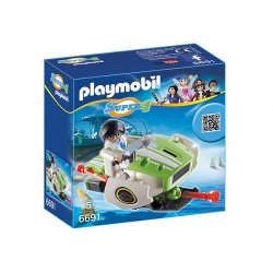 Playmobil 6691 - Skyjet z Super4