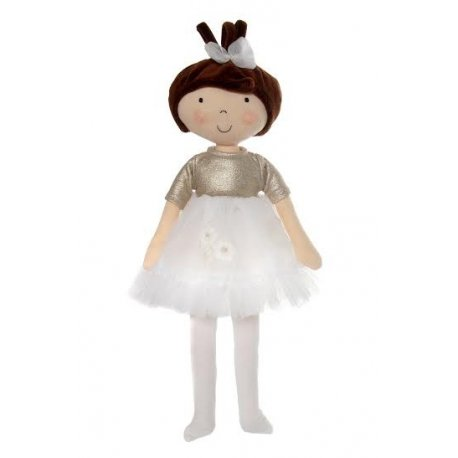 Lalka Hania szatynka - ballerina