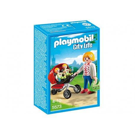 Playmobil 5573 - Wózek dla bliźniaków