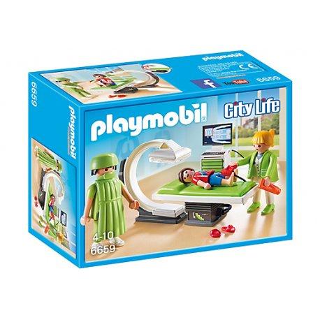 Playmobil 6659 - Pokój rentgenowski