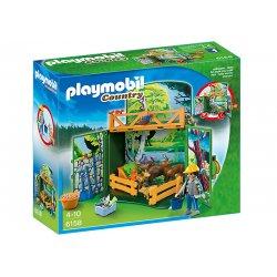 Playmobil 6158 - Karmienie leśnych zwierząt
