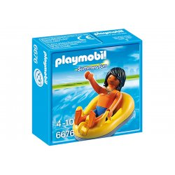 Playmobil 6676 - Opona Raftingowa z Figurką