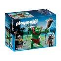 Playmobil 6004 - Olbrzymi Troll z Karłowatymi Wojownikami