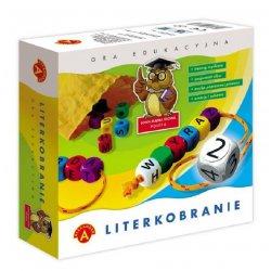 Literkobranie Gra Edukacyjna dla Dzieci
