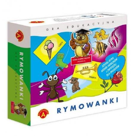 Rymowanki - gra edukacyjna