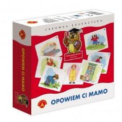 Opowiem Ci Mamo - zabawka edukacyjna