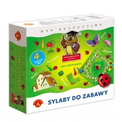 Sylaby do zabawy - Gra Edukacyjna dla Dzieci