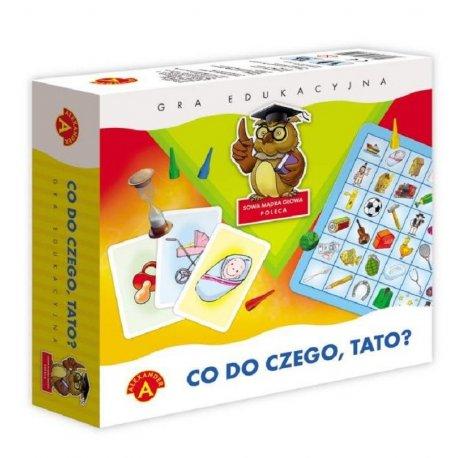 Co do czego, Tato? - Gra Edukacyjna dla Dzieci