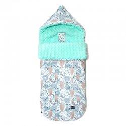 Śpiworek Stroller Bag M - La Millou Family, opal - La Millou