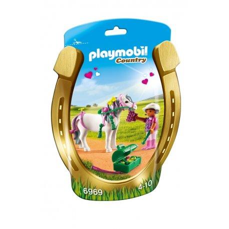 Playmobil 6969 - Kucyk Serduszko
