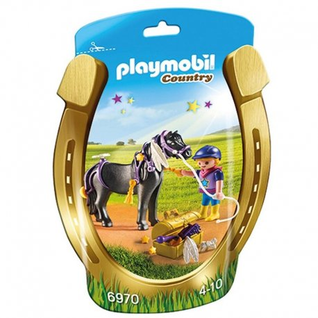 Playmobil 6970 - Kucyk Gwiazdka