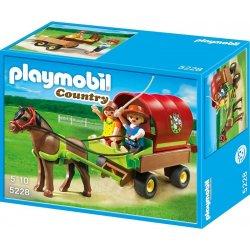 Playmobil 5228 - Zaprzęg z Kucykiem