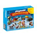 """Playmobil 6624 - Kalendarz adwentowy """"Święta w gospodarstwie rolnym"""""""