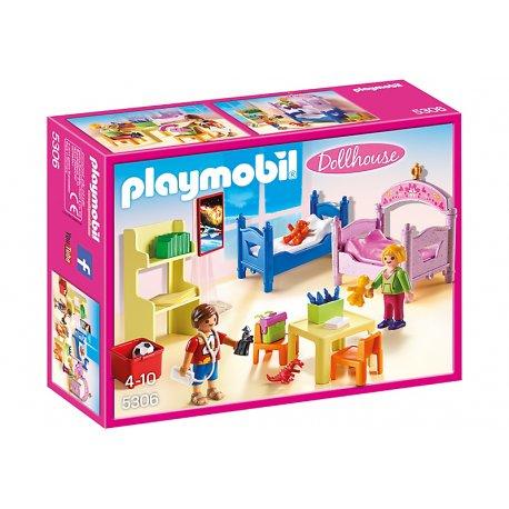 Playmobil 5306 - Kolorowy pokój dziecięcy
