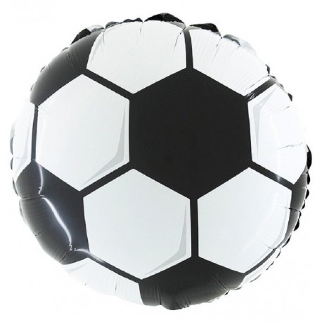 """Balon foliowy 18"""" Piłka nożna"""
