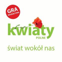 Gra Edukacyjna Memory Kwiaty polne - Świat Wokół Nas