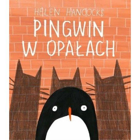 Książka Pingwin w opałach - Wydawnictwo Łajka