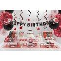 Baner na Urodziny - Biedronka - Happy Birthday ze Sznureczka